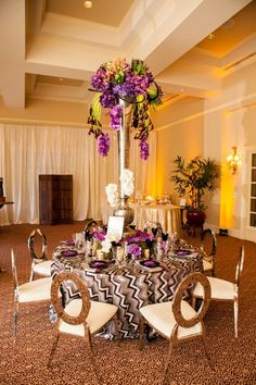 Creative Partners: Host/Linen: Luxe Linen | Concept/Design: Kimery Events | Floral Design: Empty Vase | Rentals: Revelry Event Design/Classic Party Rentals | Photography: Michelle Lacson Photography | Venue: Sherwood Country Club