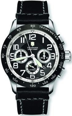 Victorinox Swiss Army Airboss Mach 6 Chronograph Watch | aBlogtoWatch