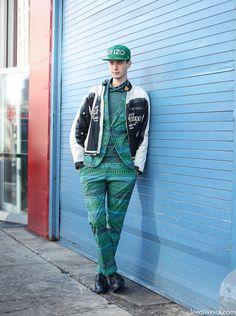 Street Style New York #menswear #fashion
