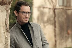 Jude Law by Peter Lindbergh for Vogue Eyewear for Men - Style VO 3861