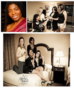 Denver Bachelorette Party Photo Shoot, Boudoir Photography by Nicole Nichols