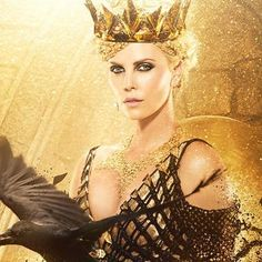 Hot: See Charlize Theron Jessica Chastain in new The Huntsman: Winters War character posters