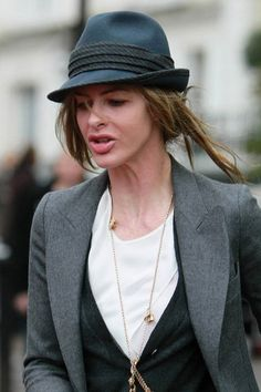 Trinny Woodall Hats