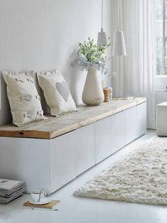 33 Ways To Use IKEA Besta Units In Home Décor is creative inspiration for us. Get more photo about diy ikea decor related with by looking at photos gallery at the bottom of this page. New Swedish Design, Scandinavian Interior Design, Scandinavian Style Home, Scandinavian Fashion, Scandinavian Living, Ikea Hacks, Room Inspiration, Interior Inspiration, Interior Ideas