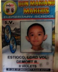 """Asian humor There is a Kid called """"Lord Voldemort"""" in the Philippines Lord Voldemort, Funny Names, Kid Names, Baby Names, Weird Facts, Fun Facts, Random Facts, Asian Humor, Crazy Funny Pictures"""
