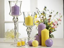 Lavender & Yellow