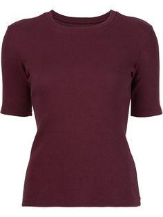 SIMON MILLER Ribbed T-Shirt. #simonmiller #cloth #t-shirt