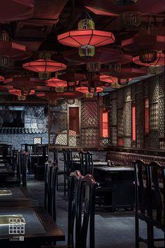 餐厅 Restaurant
