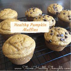 Healthy Pumpkin Muff