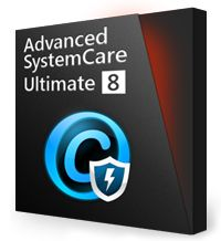 """ANDREA HARDWARE BLOG"" : Advanced SystemCare Ultimate 8 v. 8.1.0"