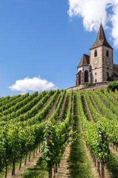 Hunawihr - Alsace, France
