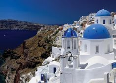 In the top 5 of places I want to go. Greece!