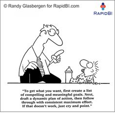 RapidBI Daily Business Cartoon #188