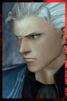 I Think Vergil Had Enough Of My Experimenting At This Point But I Kept Going -laughs- xD