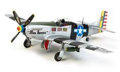 Tamiya 60323 North American P-51D/K Mustang (Pacific Theater)
