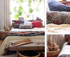 wayfair  bohemian bedroom