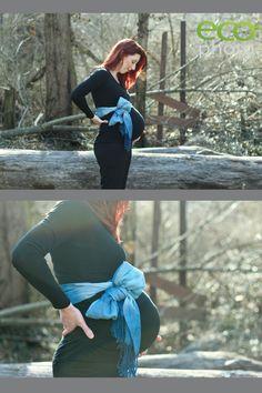 Creative Maternity Photography :: Eco Photo