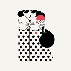 The New Yorker Style issue by Simone Massoni, via Behance