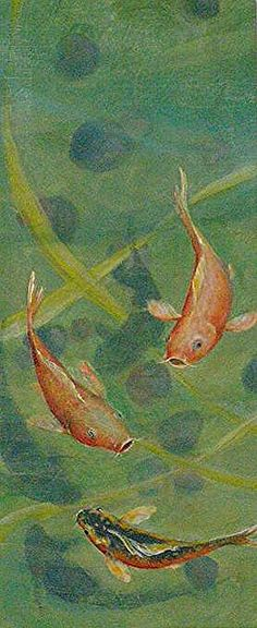 feeding time by brian cameron art, via Flickr