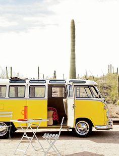my dream vw van / via dwr