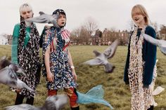 Vivienne Westwood celebrates unisex clothing in new project