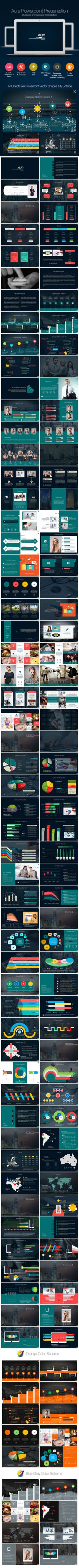 Aura Power Point Presentation Business PowerPoint Template. Download here: http://graphicriver.net/item/aura-power-point-presentation/9692292?s_rank=1792&ref=yinkira
