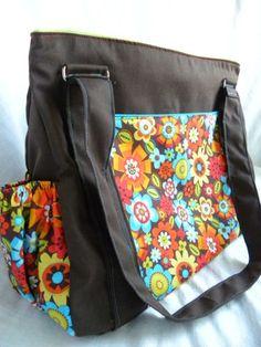 The Expedient Weekender or Diaper bag- completely custom