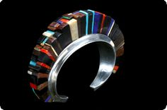 Ring,Charles Loloma,Indian jewelry artists