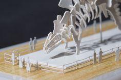TINAMI - [モデル]ステゴサウルス