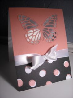 Occasions 2015: Stacked Love paper stack, Butterfly thinlits, cased from Deb Valder