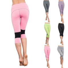 Cute, SEXY and affordable Yoga Pants! Get Yours Today!