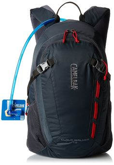 Camelbak 2016 Cloud Walker Hydration Pack, Charcoal/Graphite, 70-Ounce