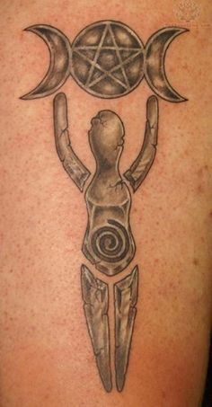 Wiccan Tattoos Tumblr Thefor Most Wiccans The Goddess Pictures