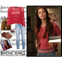 """""""Style Steal: Marley Rose, Glee"""" by naturallynatfashion on Polyvore"""
