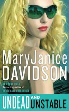 maryjanice-davidson-undead series