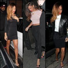 AWI❤: Rihanna long blond
