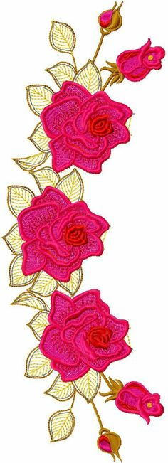 Rose ornament free embroidery design - Flowers free machine embroidery designs - Machine embroidery neighborhood 5 Easy Methods to Switch Embro. Free Machine Embroidery Designs, Embroidery Kits, Embroidery Stitches, Embroidery Jewelry, Applique Patterns, Applique Designs, Placemat Patterns, Sewing Machine Embroidery, Rug Patterns