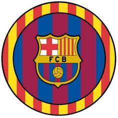 Barcelona Soccer Party, Barcelona Cake, Barcelona Team, Barcelona Football, Soccer Theme, Soccer Birthday, Soccer Logo, Birthday Party Themes, 7th Birthday