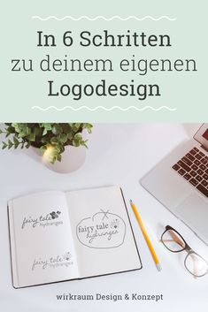Wie du in 6 Schritten dein unverwechselbares Logo gestaltest Corporate Branding, Corporate Design, Logo Branding, Personal Branding, Marketing Branding, Persona Marketing, Pet Logo, Minimal Logo, Custom Logo Design