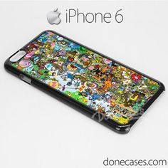 adventure time party all character iPhone 6 case, iphone 6 plus case #iphone6 #iphone6case