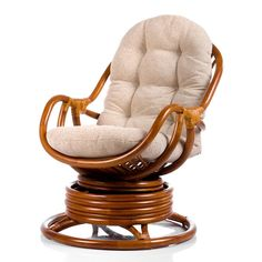Awesome Chair+cushions+Swivel | Share: | My Wishlist | Pinterest | Swivel Rocker  Chair And Papasan Chair