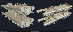 KA-52 Alligator Russian Attack Helicopter - Polycount Forum