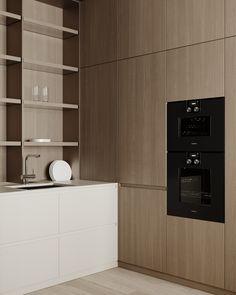 Kitchen Study Interior Design, Filing Cabinet, Lockers, Locker Storage, Kitchen Design, Divider, Minimalist, Room, Furniture
