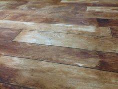 Concrete that looks like wood - Wilmington Delaware