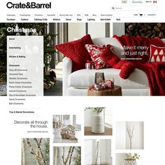 Hey @crateandbarrel - @crateandbarrelcanada - I love you guys but September 8th is just too darn early to start thinking about Christmas  Interior Design Toronto - http://ift.tt/2oIpR4P