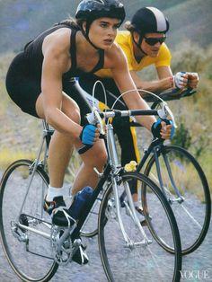 Brooke Shields, Vogue, 1987
