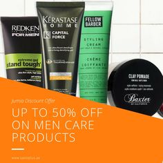 #Jumia #DiscountOFFER #Up to 50% #OFF oN #MenCare Products #SavioPlus