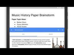Google Docs lance la saisie vocale pour transformer votre voix en texte - Arobasenet.com