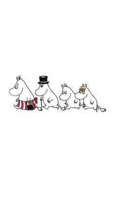 Cute Backgrounds, Wallpaper Backgrounds, Iphone Wallpaper, Moomin Tattoo, Moomin Wallpaper, Moomin Valley, Tove Jansson, Cartoon Sketches, Cute Cartoon Wallpapers
