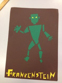 Frankenstein style 2
